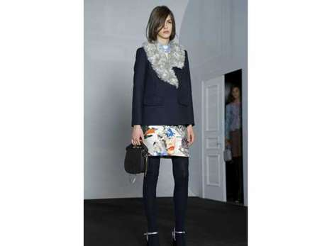 carven pre-fall 2013