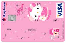 Feline Cartoon Currency