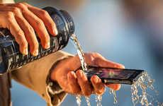 Hi-Tech Water-Resistant Mobiles