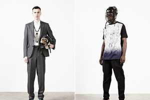 The Casely-Hayford 2013 F/W Collection Goes to the Games