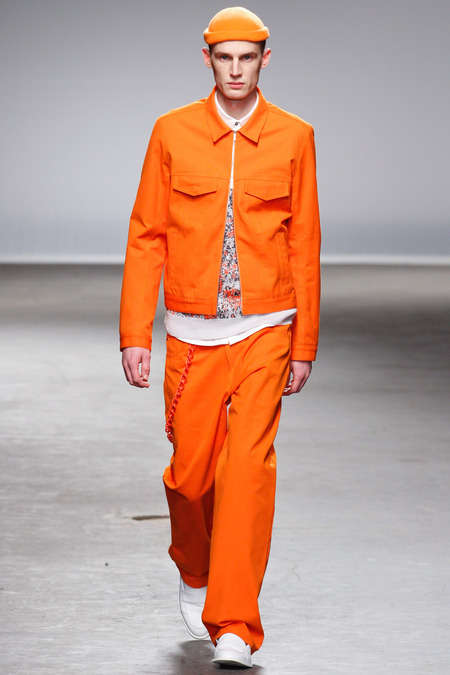Richard Nicoll Autumn/Winter 2013
