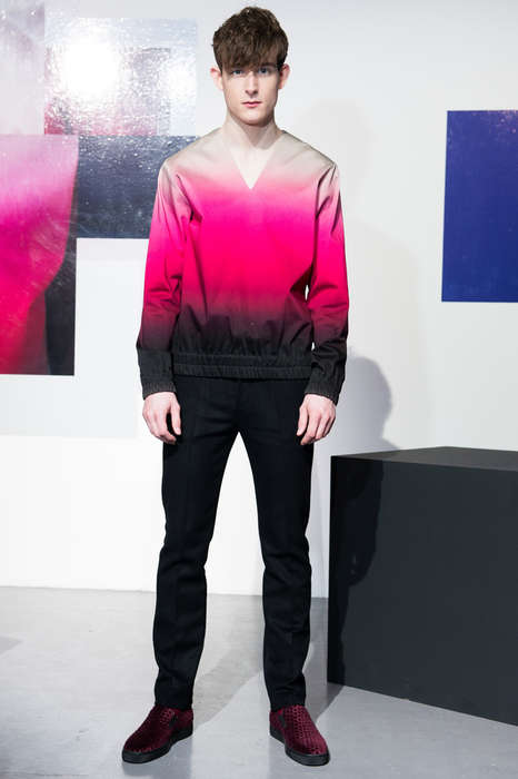 Jonathan Saunders Autumn/Winter 2013