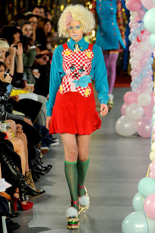 Moving Meadham Kirchoff Designs 