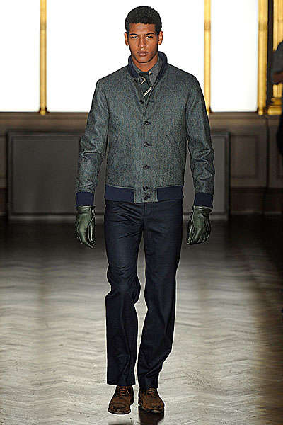 Richard James Autumn/Winter 2013