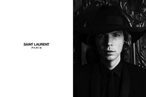 Saint Laurent Spring/Summer campaign