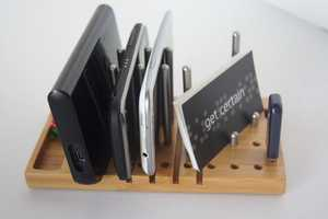 The Desktop Organizer by MODO Brings Order to the Chaos on One's Desk
