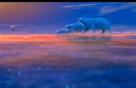 animated polar bears