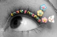 Adorned Eyelash Accessories (UPDATE)