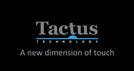 tactus touchscreen