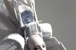 The Popovy Sisters Create Perplexing Portrait Dolls