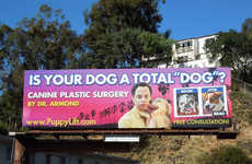 Puppy Plastic Surgery Ads