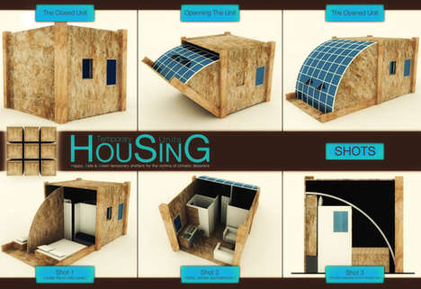 Temporary Housing Unit