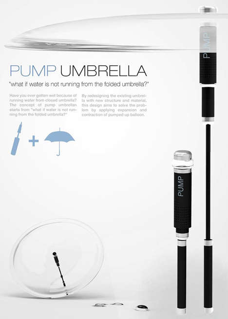 Pump Umbrella