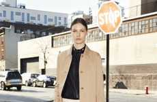 The Givenchy Pre-Autumn 2013 Collection is Effortlessly Chic