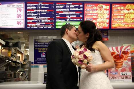 Taco Bell Weddings