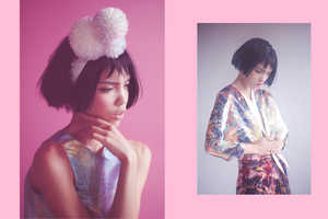 The Drive Ben Trovato Editorial is Haute and Hazy
