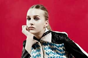 The Marina Spetlova S/S 2013 Collection is Bold and Beautiful