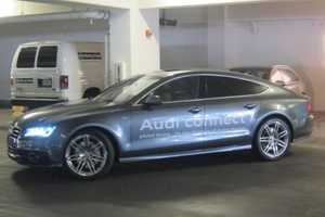 Audi Shows Off a Fully Automated Parking System at CES 2013