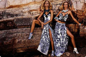 The Roberto Cavalli Resort 2013 Collection is a Mix of Luxe Print