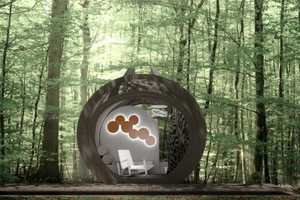 The In-Tenta Drop Eco Hotel Concept is Organic