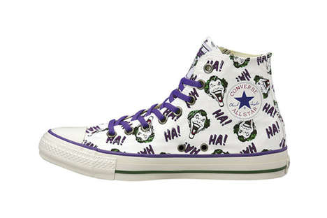 dc comics shoes