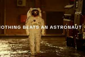 This Axe Commercial Pits Firemen Against Astronauts