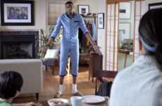 The Sprint NBA Commercial Warns Viewers of Unusual Changes