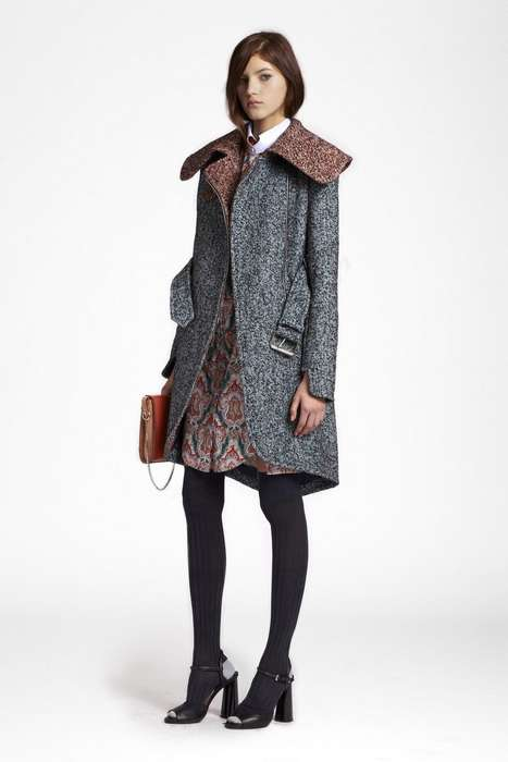 Carven Pre-Fall 2013 Catalog