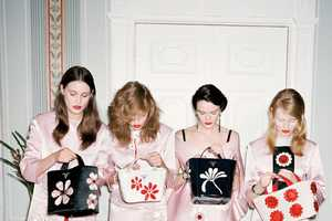 The Collective Spirit Vogue UK Editorial Exudes Eccentric Elegance