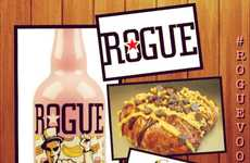 Peanut Butter-Infused Ales - Rogue Ales's Latest is a Hybrid Beer Dessert