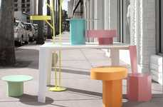 Whimsical Merchandizing Movables