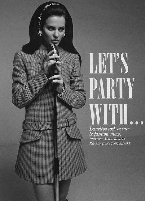 Lets Party With Glamour France