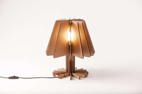 Cartonado Table Lamp