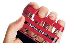 The Gripmaster Hand Exerciser Works Out Your Digits