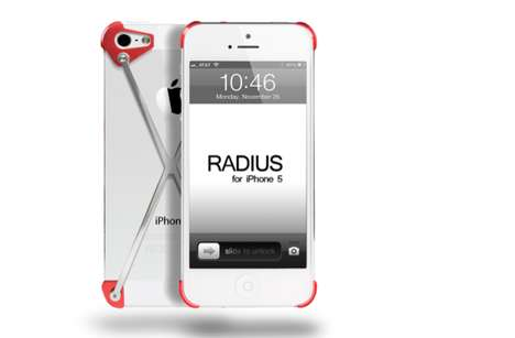Radius iPhone Cover