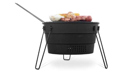 PopUpGrill by Fish Design