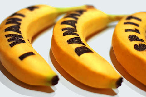 Tattooed Bananas