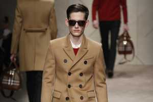 The Burberry Prorsum F/W Collection Calls to the Wild