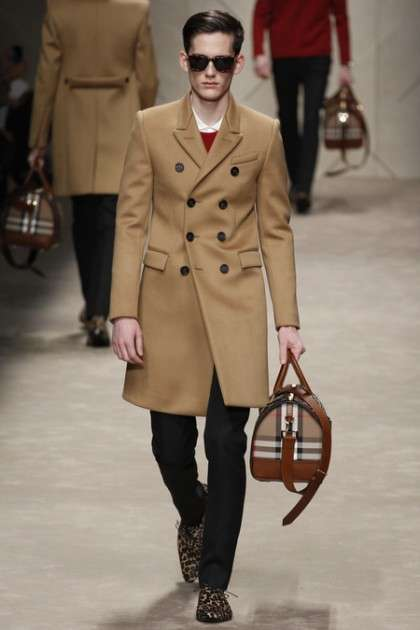 burberry prorsum f/w 2013