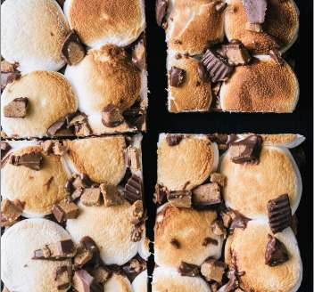 S'moreo bar recipe