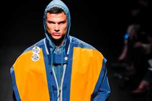The Vivienne Westwood Fall 2013 Menswear Collection Embraces Badboys