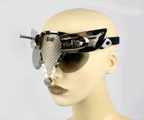 Hi Tek Futuristic Eye Wear