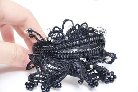 Gothic Zipper Jewelry