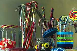 Robert Bernardi Creates Art Made for Avid Sweet Tooth's