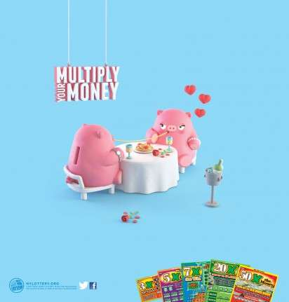 New York Lottery campaign
