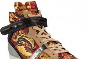 Barbara Bui Sneakers Make a Splash