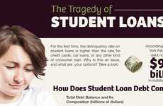 Soaring Student Loan Statistics