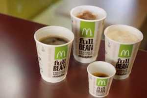 McDonald's Full Bean Coffee Suits Any Occassion