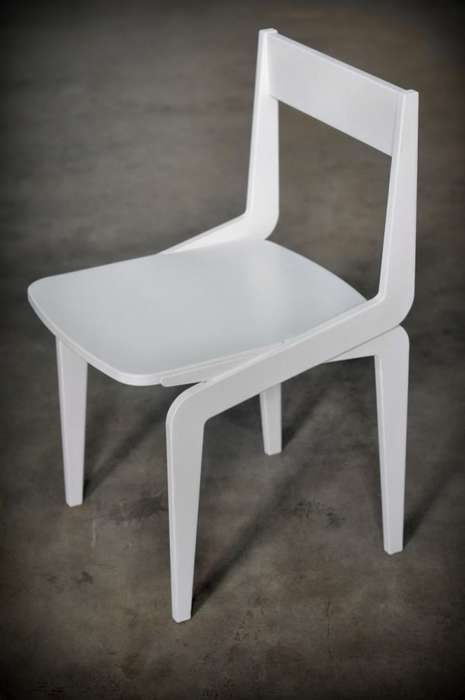 Chair ProType by Jonathan Dorthe
