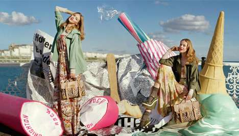 Masterful Mulberry Marketing Campaigns